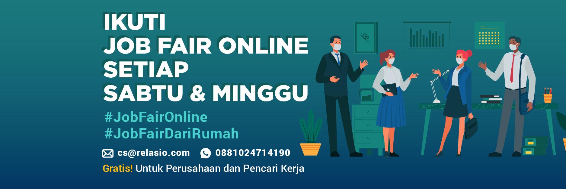 online job fair relasio.com