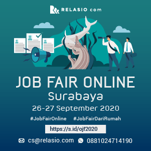 event job fair online Relasio.com april 2020