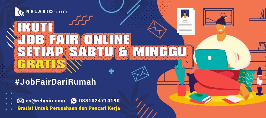 Online Job Fair Relasio.com April 2020 Session 3