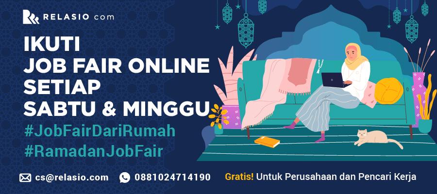 Online Job Fair Relasio.com April 2020 Session 6