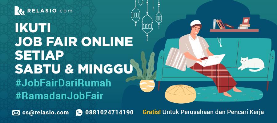 Online Job Fair Relasio.com Mei 2020 Session 7