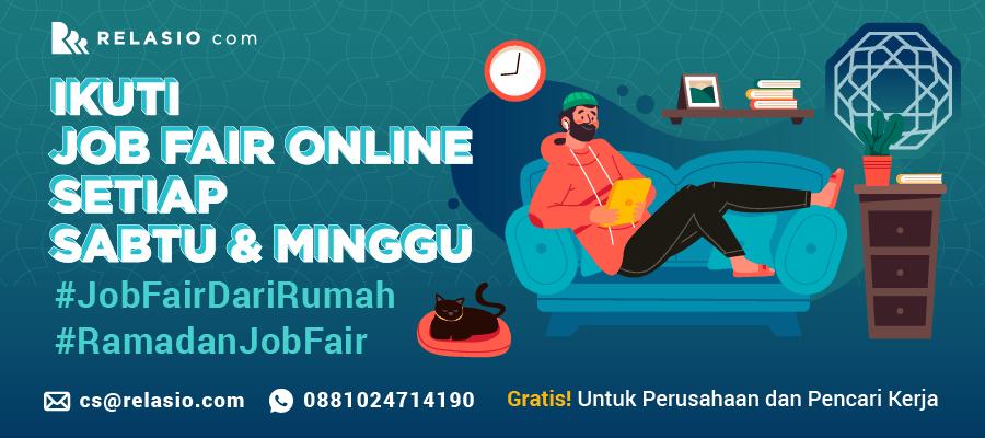 Online Job Fair Relasio.com Mei 2020 Session 8