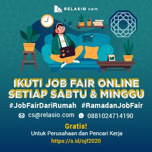 event job fair online Relasio.com april 2020