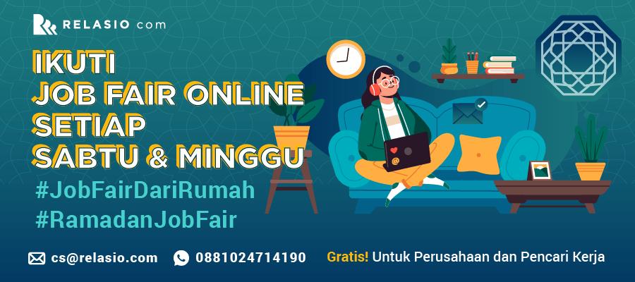 Online Job Fair Relasio.com Mei 2020 Session 10