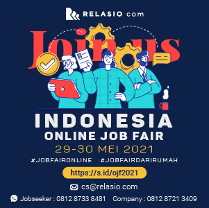 event job fair online Relasio.com april 2021